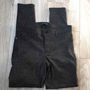 NWT Calvin Klein Jeans Black Combo Skinny Pants